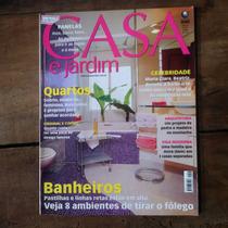 Revista Casa Claudia - Banheiros