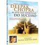 Dvd - Sete Leis Espirituais Do Sucesso - Deepak Chopra
