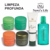 Kit Limpeza Facial Nawt