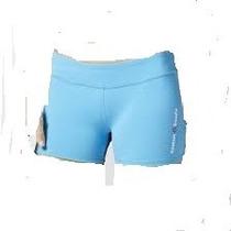 Reebok Crossfit Short Licra Azul Talla M Originales