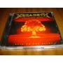 Cd+dvd Megadeth / Greatest Hits (nuevo Y Sellado) Europeo
