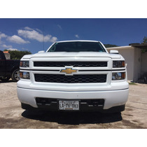 Chevrolet Silverado 2p Cab Regular V6 4.3 Aut A/a Cd 1500 20