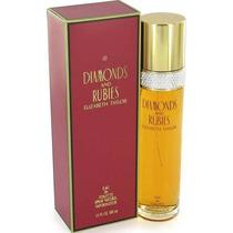 Perfume Diamantes Y Rubies Elizabeth Taylor