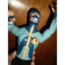 Muñeco Action Man, Bio-constrictor Y Militar