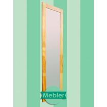 Espejo 119x33 Pino - Baño - Dormitorio - Decoración