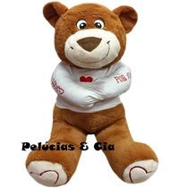 Urso Louco Por Você Gg - Camisa De Força