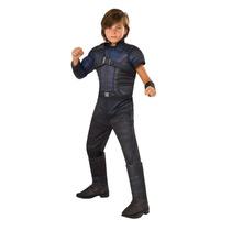 Rubie Traje Capitán América: Hawkeye Guerra Civil Deluxe Mús