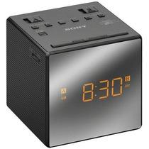 Reloj Radio Sony Icfc1t Negro
