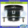 Base Amortiguador Trasero 48750-10040 Starlet 2 Tornillos