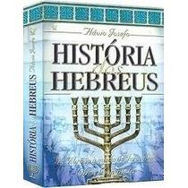 História Dos Hebreus Flavio Josefo