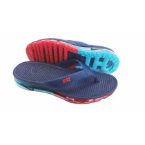 Ojotas Nike Air Max Hombre San Lorenzo Cuervas Nuevas
