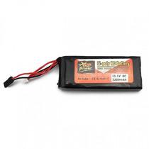Bateria Li-poly Rc Zop Power 2200mah 11.1v 8c
