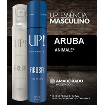 Perfume Importado Up!essência,aruba,n.43(animale)-50 Ml