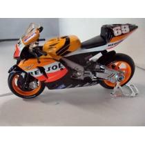 Miniatura Moto Gp Honda Repsol Escala 1.18