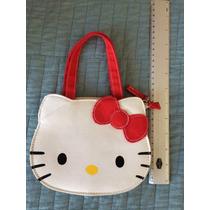 Bolsa Hello Kitty Para Niña Sanrio