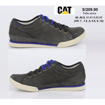 Zapatos Bota Cat Caterpillar Jed