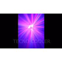 Proyector Beam Led 6 Bocas Rgb Dmx Audioritmico Tecno Cooler