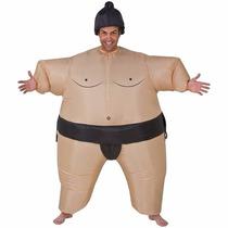 Disfraz Luchador De Sumo Inflable Para Adultos Envio Gratis
