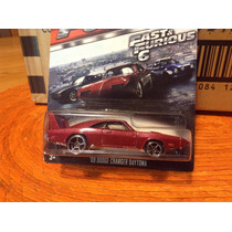 69 Dodge Charger Daytona Fast Furious Hot Wheels