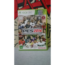 Pro Evolution Soccer 2014 Pes 14 Xbox 360 Ntsc-frete:r$10
