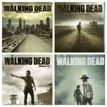 The Walking Dead Paquete Temporadas 1 2 3 4 Serie Tv En Dvd