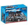 Playmobil 6043 - Camioneta De Policía Con Luces Y Sonido