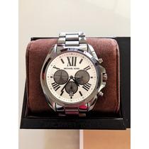 Relógio Michael Kors Bradshaw Gunmetal Mk 5952 Original