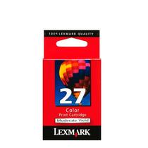 Cartucho Lexmark 27 Original Color