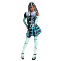 Monster High Frankie Stein Costume - Un Color - Medium