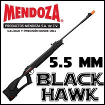 Rifle Deportivo Mendoza Black Hawk + Regalos