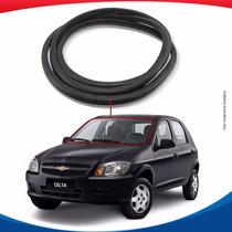 Borracha Do Parabrisa Chevrolet Celta 00/16