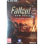 Fallout New Vegas Dvd Pc Game Original Sellado Ingles