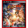 Street Fighter Vs Tekken Ps3 Psn Codigo Digital Promocao