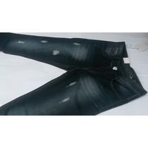 Jeans Semi Tubo