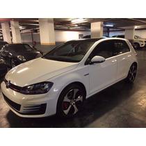 Okm Volkswagen Golf 2.0tsi Gti Dsg 220cv Cuero Alra Tasa 0%