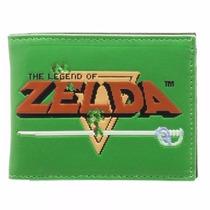 Cartera The Legend Of Zelda Original Nintendo Nes Snes Link