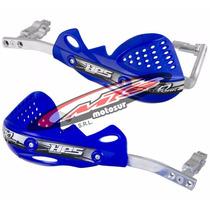 Cubre Puños Alma Aluminio Protork Hps Cross Enduro Moto Sur