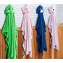 Manta Infantil Cobertor Bebê Com Capuz De Bicho Soft 1,20x1m