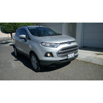 Ford Ecosport Trend T/a A/c 2016