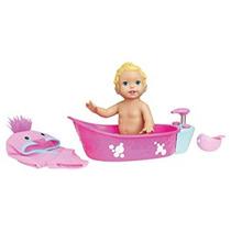 ?juguete La Hora Del Baño Burbujeante Little Mommy Muñeca