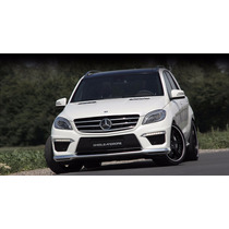 Sucata Mercedes-benz Ml63 Amg 12 13 14 P/ Venda De Peças
