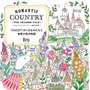 Romantic Country 2 - Livro De Colorir - Pronta Entrega