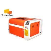 Equipo De Corte Y Grabado Laser 40x60cm 40w Nuevo Modelo