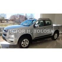 Chevrolet S10 4x2 Ls $60.000 Y Cuotas $5200 Plan Nacional