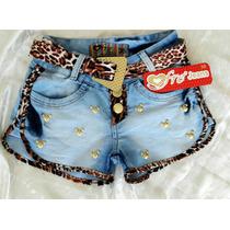 Shorts Jeans Femininos.