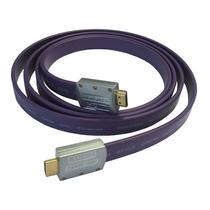 Para Super Exigentes Cable Hdmi 2.0 Oro 4k 60hs Gtia
