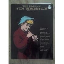 Metodo Flauta Irlandesa Tin Whistle Feadog Con Cd