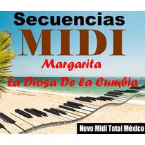 Margarita La Diosa De La Cumbia En Secuencias Midi Para Tecl
