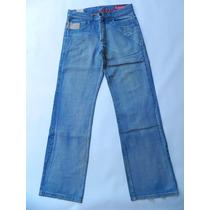 0145 - Calça Jeans Clock House 38 Masculino