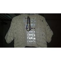 Saquito Artesanal Al Crochet